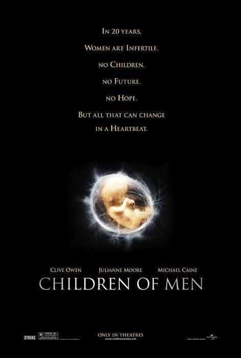 人类之子海报